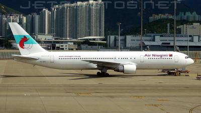P2-ANA - Boeing 767-366(ER) - Air Niugini