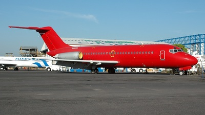 N491SA - McDonnell Douglas DC-9-15 - Untitled