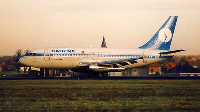 OO-SDP - Boeing 737-229C(Adv) - Sabena