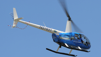 A picture of N3183T - Robinson R44 Raven II - [11550] - © Angel Natal