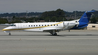 N912CW - Embraer ERJ-135BJ Legacy - Flight Options