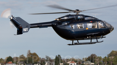 ZK-IGT - Eurocopter EC 145 - North Shore Helicopters