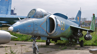60 - Yakovlev Yak-38 Forger - Russia - Air Force