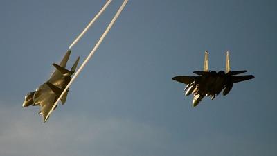 91-0334 - McDonnell Douglas F-15E Strike Eagle - United States - US Air Force (USAF)