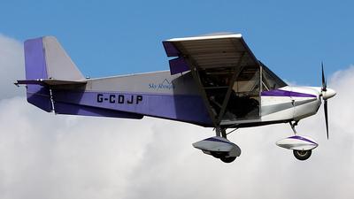 A picture of GCDJP - SkyRanger 912(2) - [BMAA/HB/435] - © peter adams