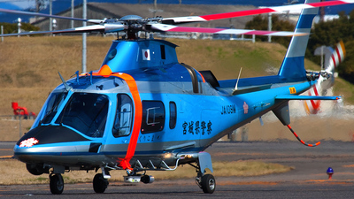 A picture of JA109M - AgustaWestland A109E Power - [11687] - © Shimizu Brothers