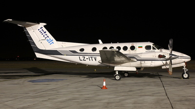 LZ-ITV - Beechcraft B200 Super King Air - Inter Air