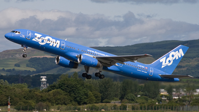 C-GTSN - Boeing 757-28A - Zoom Airlines