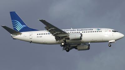 PK-GGV - Boeing 737-3Q8 - Garuda Indonesia