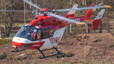 D-HAWK - MBB BK117B-2 - DRF Luftrettung