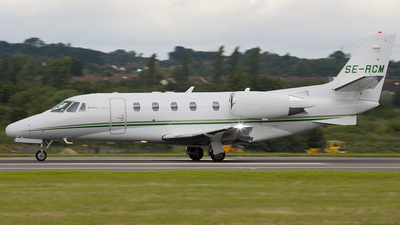 SE-RCM - Cessna 560XL Citation XLS - Bookajet