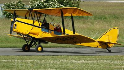 G-BMPY - De Havilland DH-82A Tiger Moth - Private