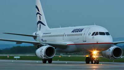 SX-DGH - Airbus A319-132(LR) - Aegean Airlines