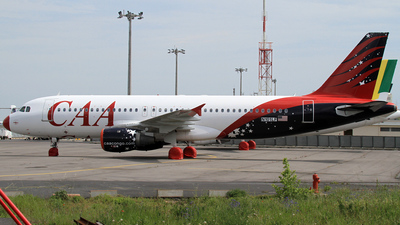 N101LF - Airbus A320-211 - Compagnie Africaine d Aviation (CAA)