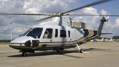 N176DP - Sikorsky S-76B - Private