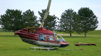N342WC - Bell 206B JetRanger - Private