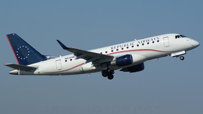 N822MD - Embraer 170-100SU - Republic Airways