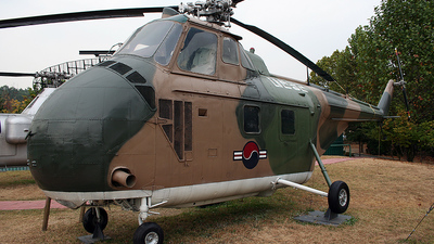 34425 - Sikorsky S-55 - South Korea - Air Force
