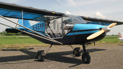 G-KEPP - Rans S-6 Coyote II - Private