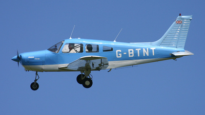 A picture of GBTNT - Piper PA28151 - [287615401] - © Ian Howat