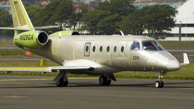 N628GA - Gulfstream G150 - Gulfstream Aerospace