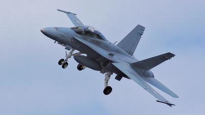 HN-467 - McDonnell Douglas F-18D Hornet - Finland - Air Force
