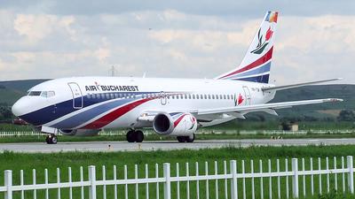 YR-TIB - Boeing 737-3L9 - Air Bucharest (Ion Tiriac Air)