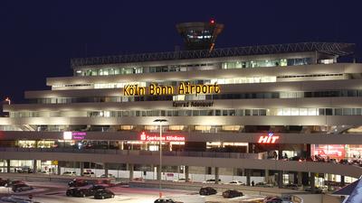 EDDK - Airport - Terminal