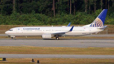 N75435 - Boeing 737-924ER - Continental Airlines