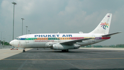 HS-AKO - Boeing 737-281(Adv) - Phuket Air