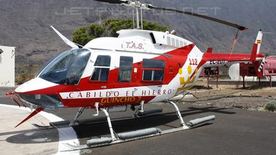 EC-EUT - Bell 206L LongRanger - Helisureste