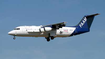 G-LUXE - British Aerospace BAe 146-301 - Facility for Atmospheric Airborne Measurments