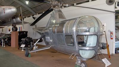 PT-HAL - Sikorsky H-5G Dragonfly - Private