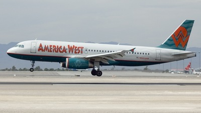 N603AW - Airbus A320-232 - America West Airlines