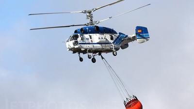 EC-JAK - Kamov Ka-32A-11BC - Helisureste