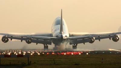 PH-BFM - Boeing 747-406(M) - KLM Royal Dutch Airlines