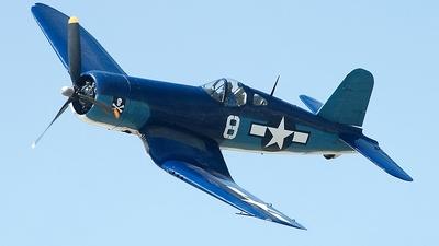 N11Y - Goodyear FG-1D Corsair - Private