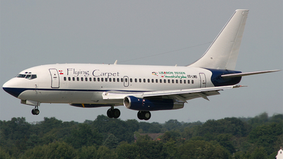 OD-LMB - Boeing 737-232(Adv) - Flying Carpet Airlines