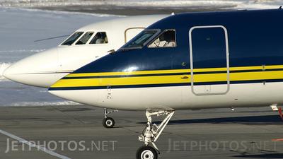 G-EVLN - Gulfstream G-IV - Private