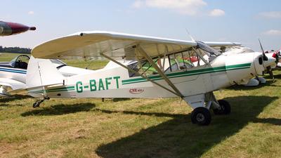 A picture of GBAFT - Piper L21B Super Cub - [185340] - © Jeroen Stroes