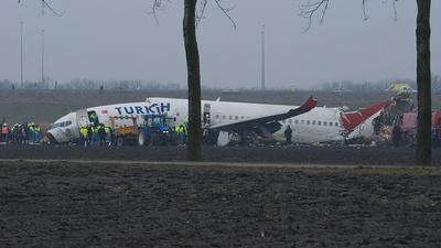 TC-JGE - Boeing 737-8F2 - Turkish Airlines