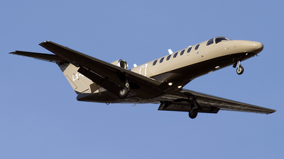 LX-JET - Cessna 525B CitationJet 3 - Jet Cruising
