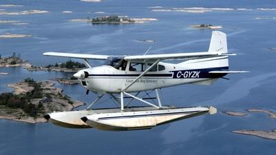 A picture of CGYZK - Cessna 180K - [18052864] - © Daniel Cattoni