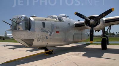 N94459 - Consolidated B-24 Liberator - Private