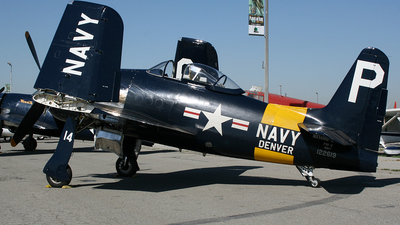 August Darryl Greenamyer Sets The First Piston D Airsd Record Since Wwii Flying A Grumman Bearcat To 477 Mph Km H