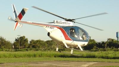 Hughes 369 - Helicenter Táxi Aéreo