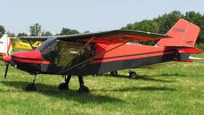 59-NK - Rans S-6ES Coyote II - Private