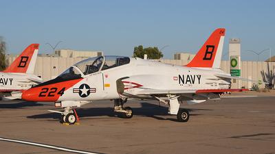 163624 - McDonnell Douglas T-45A Goshawk - United States - US Navy (USN)