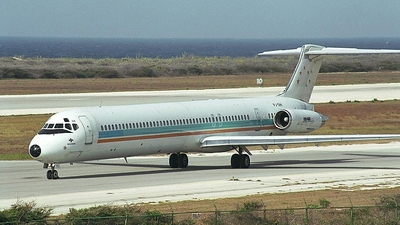 PJ-SEH - McDonnell Douglas MD-82 - ALM Antillean Airlines