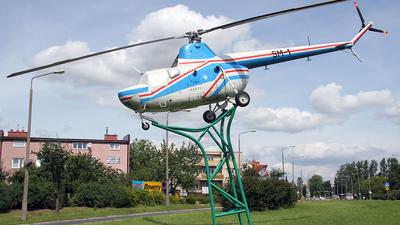 SM-1 - PZL-Swidnik SM-1W - Private